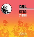 'Advanced Squad Leader' Board Game: Rule Booklet