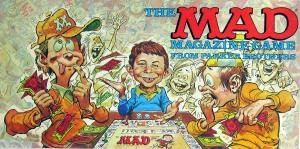 The Mad Magazine Game Board Game | Vintage Board Games & Classic Toys | Vintage Playtime