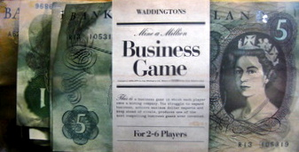 Mine A Million: Business Game Board Game | Vintage Board Games & Classic Toys | Vintage Playtime