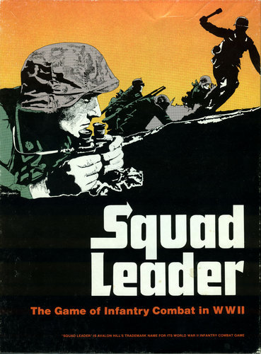 Squad Leader Board Game | Vintage Board Games & Classic Toys | Vintage Playtime