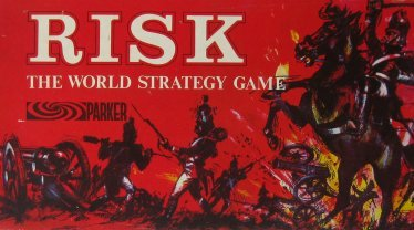 Risk Board Game | Vintage Board Games & Classic Toys | Vintage Playtime