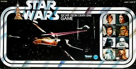Star Wars: Escape From Death Star Game Board Game | Vintage Board Games & Classic Toys | Vintage Playtime