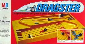 Dragster Game | Vintage Board Games & Classic Toys | Vintage Playtime