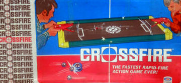 Crossfire Game | Vintage Board Games & Classic Toys | Vintage Playtime