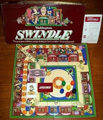 'Swindle' Board Game