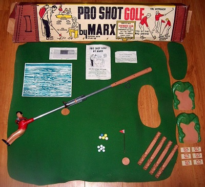'Pro Shot Golf' Game