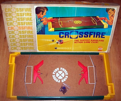 'Crossfire' Game