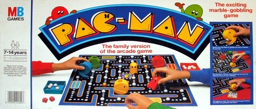 Pac-Man Board Game | Vintage Board Games & Classic Toys | Vintage Playtime