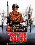 'The Battle Of The Bulge' Board Game