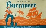 'Buccaneer' Board Game