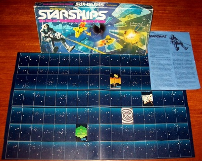 'Starships' Card Game