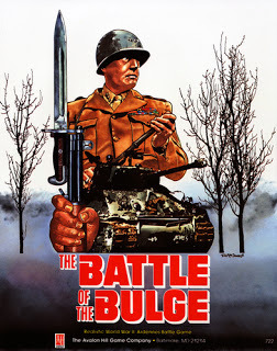 The Battle Of The Bulge Board Game | Vintage Board Games & Classic Toys | Vintage Playtime