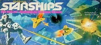 Starships Game | Vintage Board Games & Classic Toys | Vintage Playtime