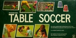 Table Soccer Board Game | Vintage Board Games & Classic Toys | Vintage Playtime