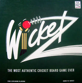 Wicketz Board Game | Vintage Board Games & Classic Toys | Vintage Playtime