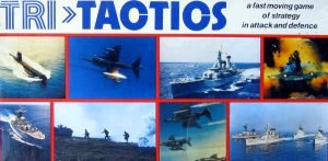 Tri-Tactics Board Game | Vintage Board Games & Classic Toys | Vintage Playtime