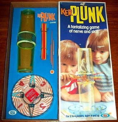 'Kerplunk' Game