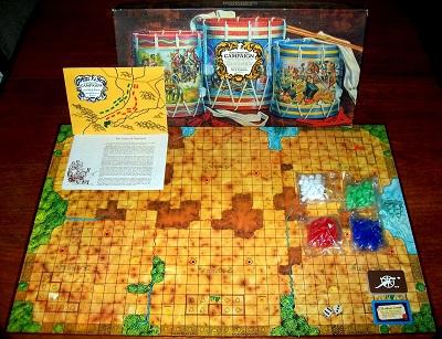 'Campaign' Board Game