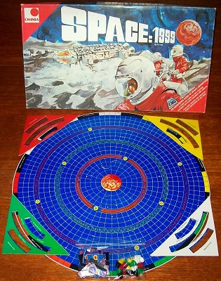'Space: 1999' Board Game