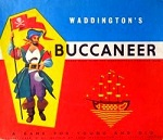 'Buccaneer' Board Game