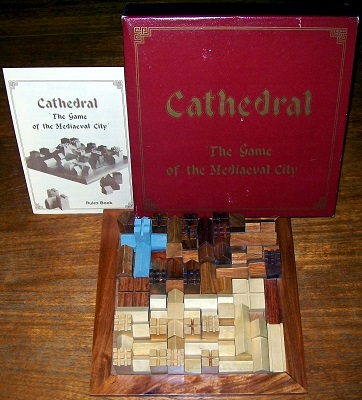 'Cathedral' Board Game