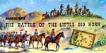 'The Battle Of The Little Big Horn' Board Game