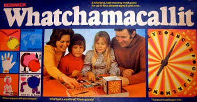 Whatchamacallit Board Game | Vintage Board Games & Classic Toys | Vintage Playtime