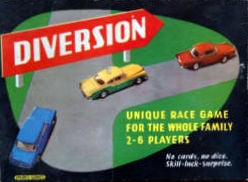Diversion Board Game | Vintage Board Games & Classic Toys | Vintage Playtime