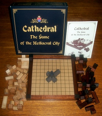 'Cathedral' Board Game: FACTORY SEALED