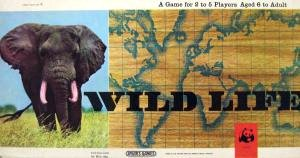 Wild Life Board Game | Vintage Board Games & Classic Toys | Vintage Playtime