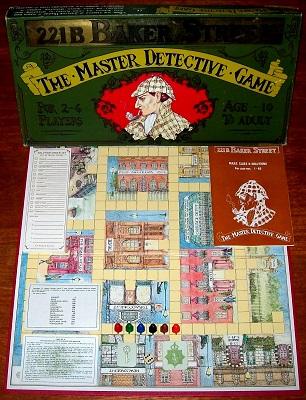 221b baker street board game answers