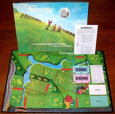 'Fairway' Board Game