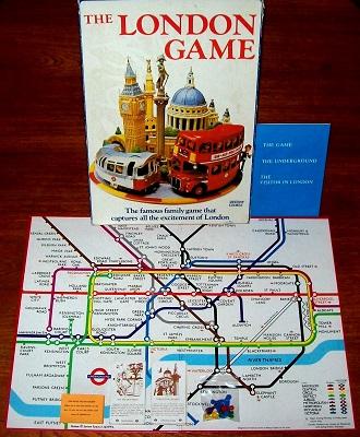 London Spiel