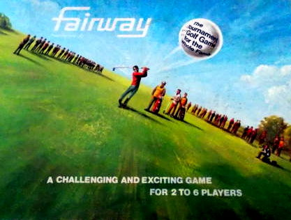 Fairway Board Game | Vintage Board Games & Classic Toys | Vintage Playtime