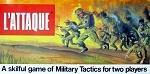 'L'Attaque' Board Game