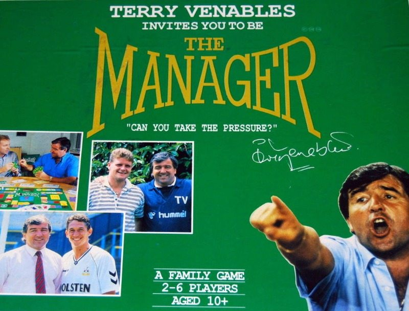 The Manager Board Game | Vintage Board Games & Classic Toys | Vintage Playtime