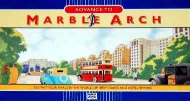Advance To Marble Arch Board Game | Vintage Board Games & Classic Toys | Vintage Playtime
