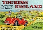 'Touring England' Board Game