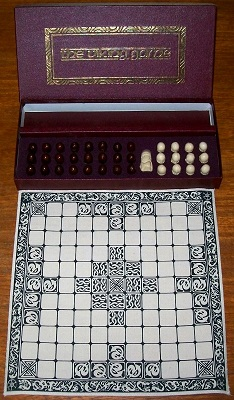 'The Viking Game' Board Game