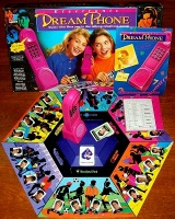 'Dream Phone' Board Game