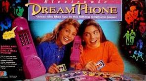 Dream Phone Board Game | Vintage Board Games & Classic Toys | Vintage Playtime