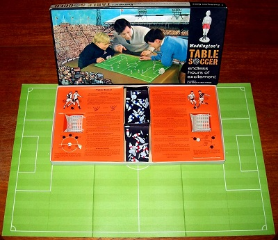 'Table Soccer' Board Game