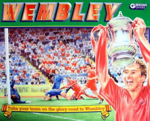 Wembley Board Game | Vintage Board Games & Classic Toys | Vintage Playtime