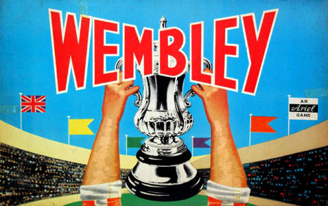 Wembley Board Game | Vintage Board Games & Classic Toys | Vintage Playtime