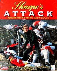 Sharpe's Attack Board Game | Vintage Board Games & Classic Toys | Vintage Playtime