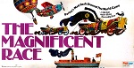 'The Magnificent Race' Board Game
