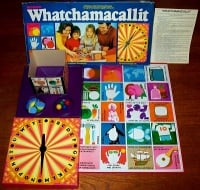 'Whatchamacallit' Board Game