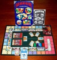'Fair Means Or Foul' Board Game