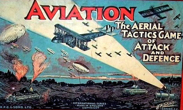 Aviation Board Game | Vintage Board Games & Classic Toys | Vintage Playtime