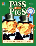 'Pass The Pigs' Game